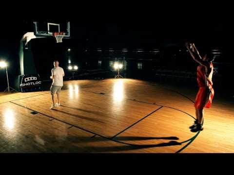 JJ Redick on how Shotloc works to improve your shooting form and accuracy.
