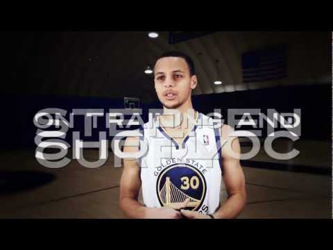 Stephen Curry Shotloc Shoot Around Part 2