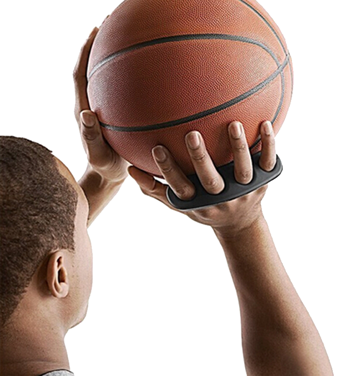 The Shotloc helps your basketball shot - scientifically proven.