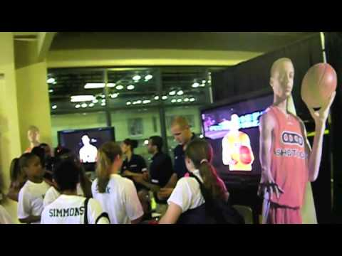 Shotloc hits AAU Nationals @ ESPN WWS 2011