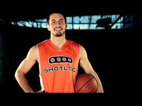 JJ Redick introduces you to the Shotloc.
